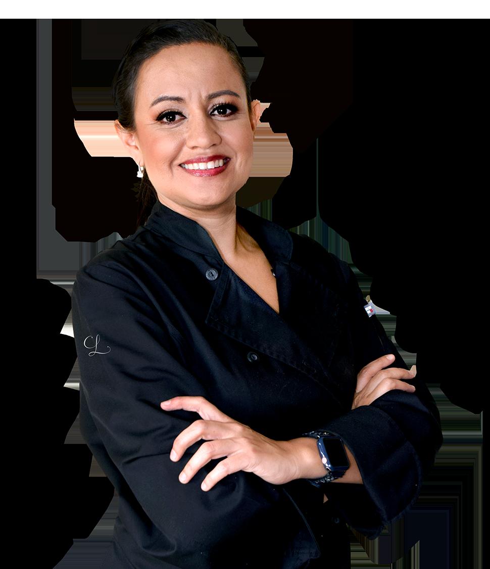 Chef Carmen Lucía Reyes