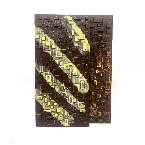 Barra de chocolate sugar free con ajonjolí